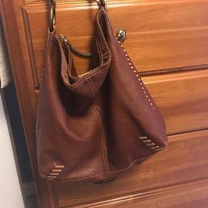 Lucky Brand hobo bag and wallet